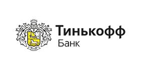 Логотип Тинькофф Банк (Tinkoff)
