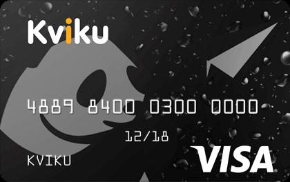 Кредитная карта Kviku от банка Квику: условия, тарифы, отзывы