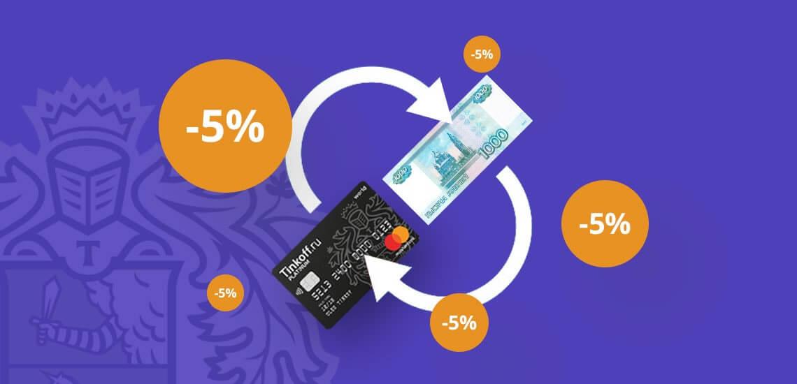 4 шага как получить возврат денег до 5 процентов