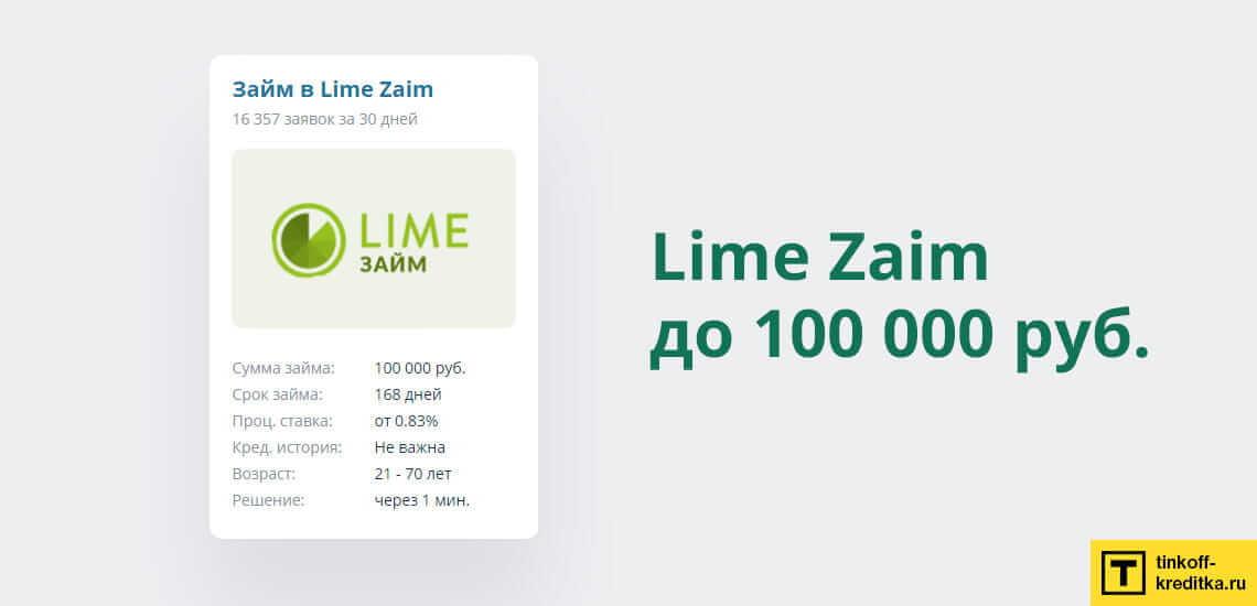 В компании Лайм Займ можно получить бесплатный займ для постоянных клиентов со статусом ВИП