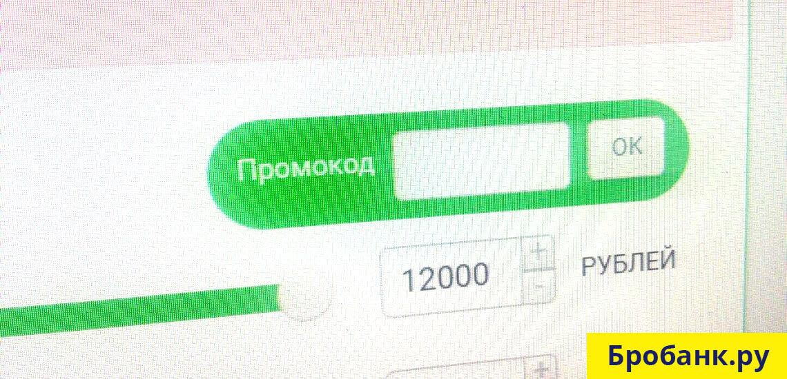 Промокод на скидку нужно ввести на официальном сайте ekapusta.ru на калькуляторе заема