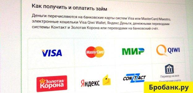 Как оплатить займ в Екапуста - Карта, Сбербанк, QIWI-терминал (eKapusta.com)