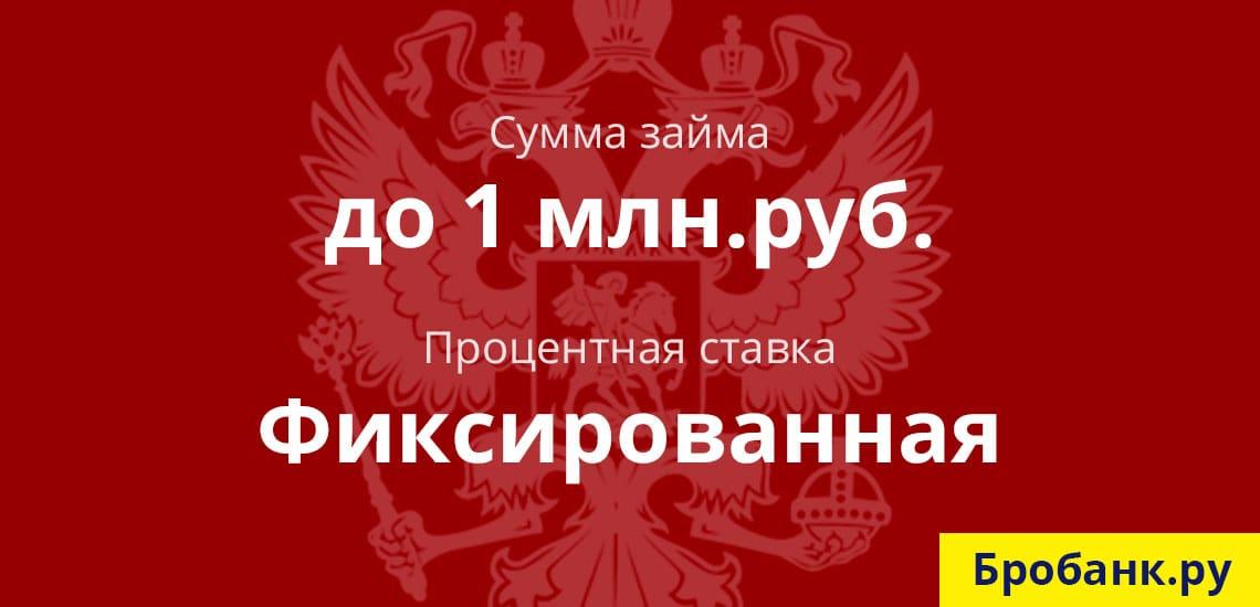 МФК не могут выдавать займы выше 1 млн. рублей