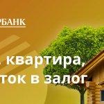 Нужен кредит под залог недвижимости в Сбербанке — как взять?