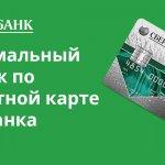 Все про минимальный платеж по кредитной карте Сбербанка