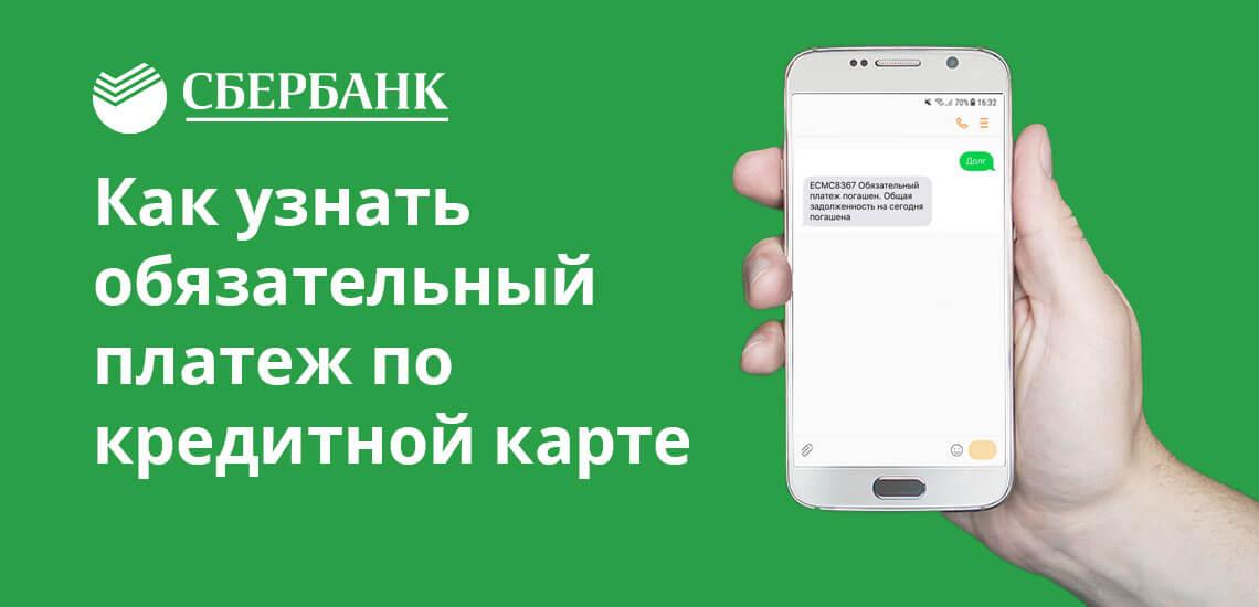 Идеальный вариант - просто пользоваться услугой СМС-информирования, которая в Сбербанке предоставляется бесплатно
