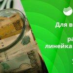 Как положить деньги под проценты в Сбербанк