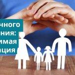 Виды личного страхования и их особенности