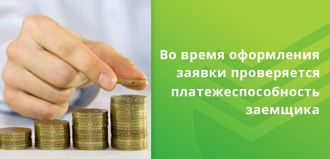 Весомым плюсом при оформлении заявки на кредит для предполагаемого заемщика будет наличие ранее выданных и своевременно погашенных займов в Сбербанке