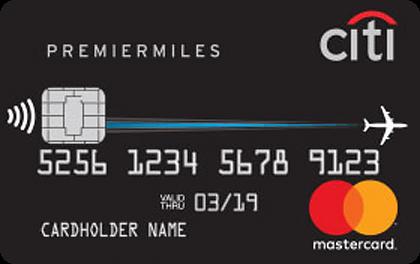 Кредитная карта Ситибанк PremierMiles оформить онлайн-заявку