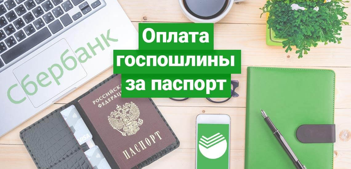 Оплата штрафов и госпошлин через онлайн-платформу от Сбербанка
