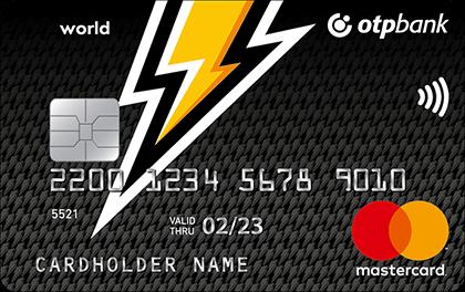 Кредитная карта ОТП Банк Молния оформить онлайн-заявку