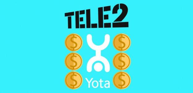Как перевести деньги с Tele2 на Йоту