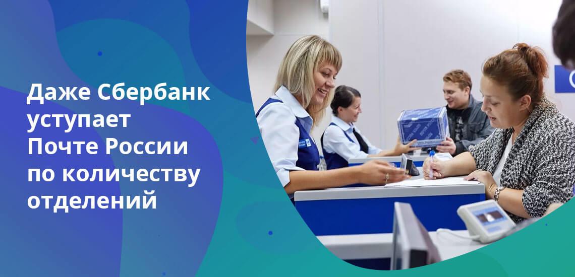 Почта России предлагает три вида офлайн-переводов и три — онлайн