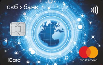 Универсальная дебетовая карта СКБ Банк оформить онлайн-заявку