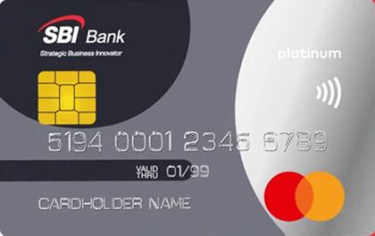 Кредитная карта SBI Bank оформить онлайн-заявку