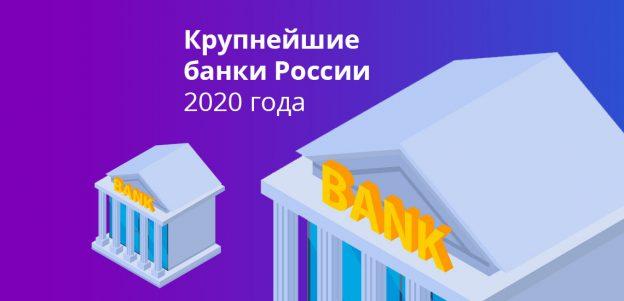 Крупнейшие банки России 2020 года