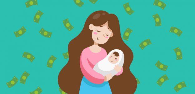 Выплаты при рождении ребенка