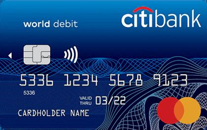 Дебетовая карта Ситибанк CitiOne+ оформить онлайн-заявку