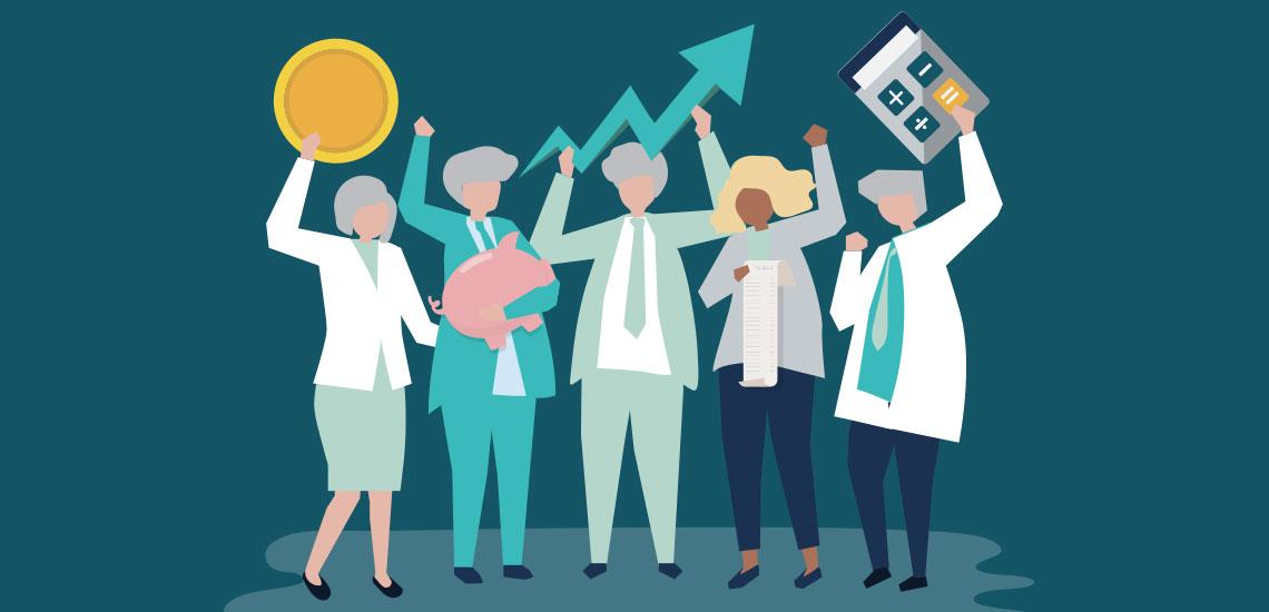 Повышение пенсии работающим пенсионерам