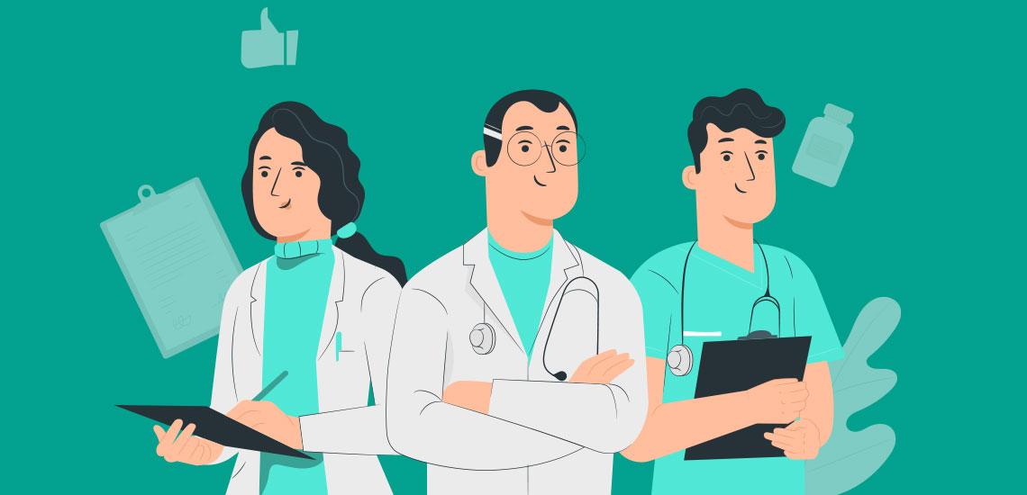 Зарплата врачей в России