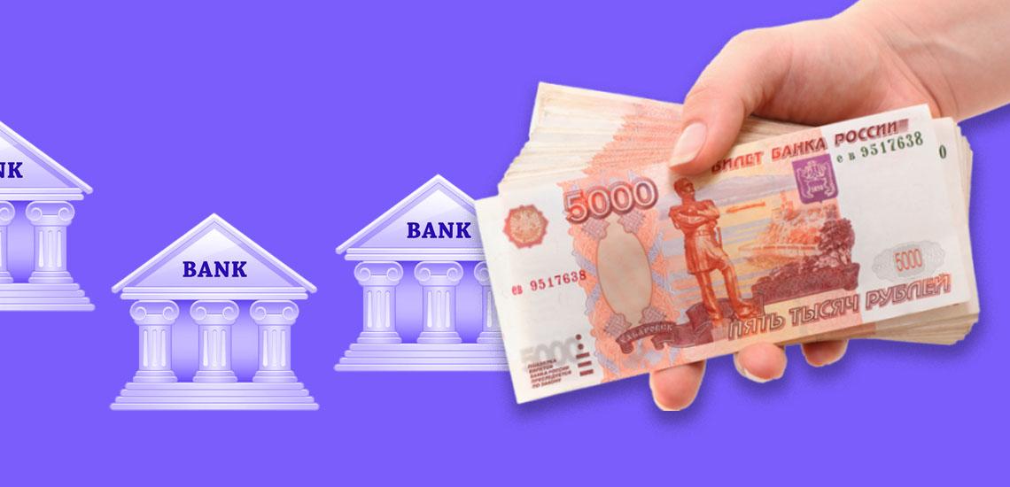 Кредиты ЦБ коммерческим банкам в 2020 году