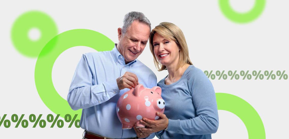 Вклады для пенсионеров с максимальным процентом 2020 года