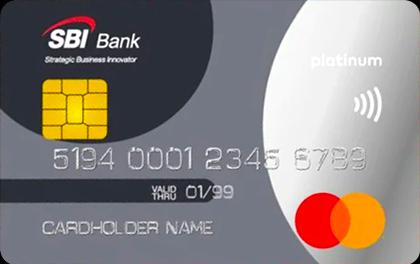 Дебетовая карта SBI Bank Свой круг