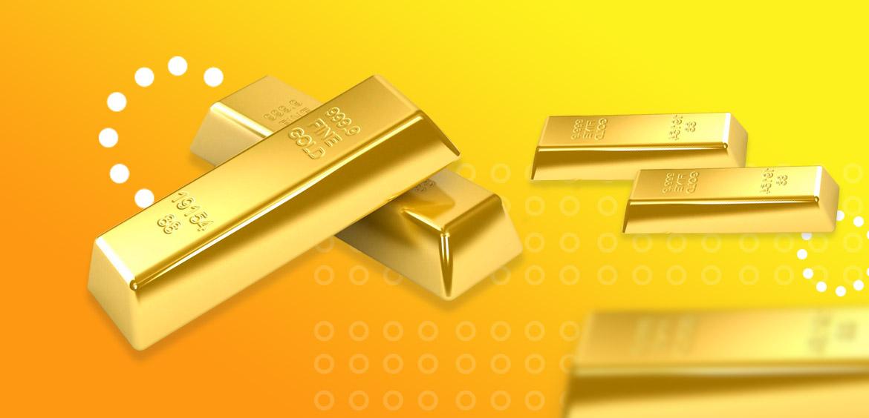 Банки с самым большим запасом золота середины 2020 года