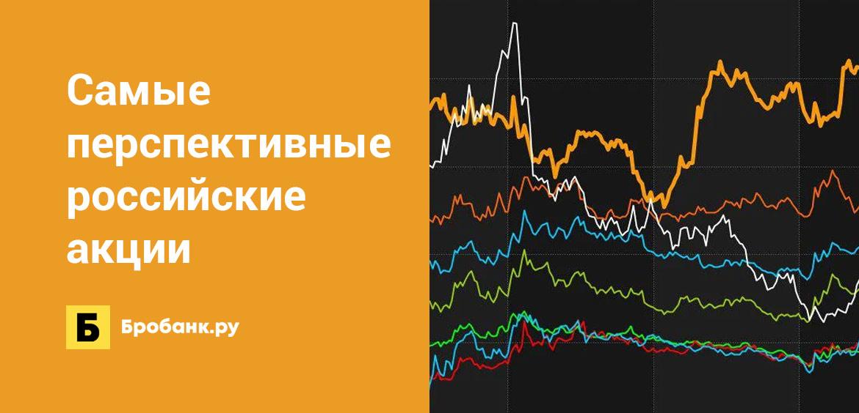 Самые перспективные российские акции