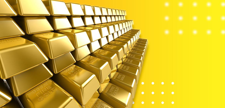 Банки с самым большим запасом золота начала 2021 года