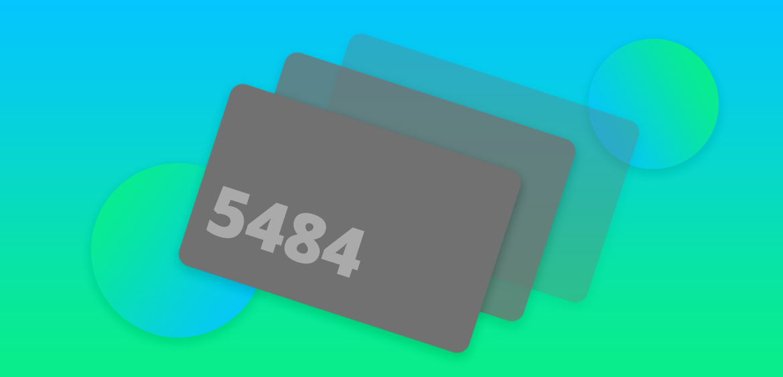 5484 - карта какого банка