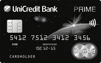 Дебетовая карта ЮниКредит Банк Visa Signature