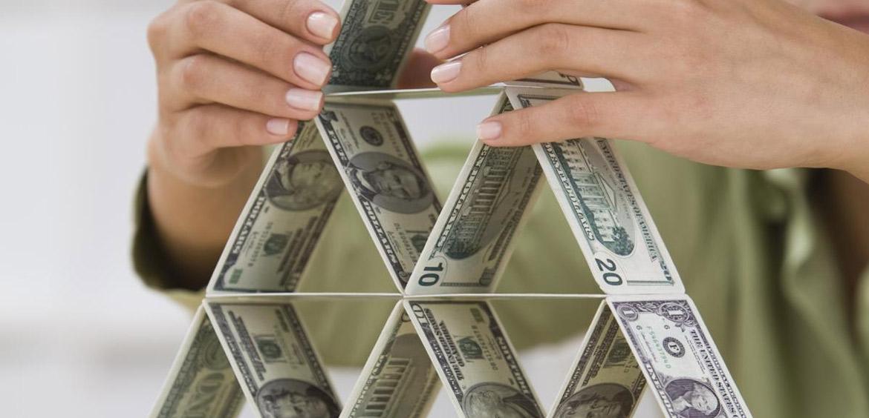 Финансовые пирамиды в потребительском кредитовании