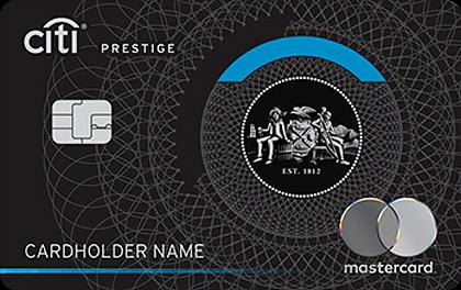Кредитная карта Ситибанк Citi Prestige