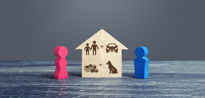 Ипотека при разводе - как поделить?
