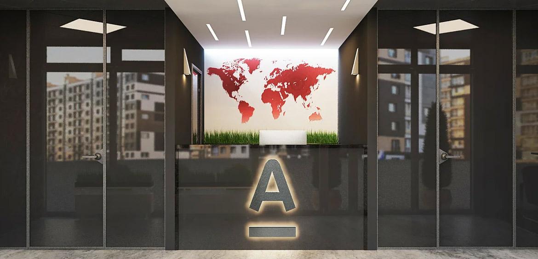 Альфа-Банк запустил новый сайт в домене .bank
