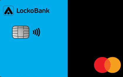 Дебетовая карта Локо-Банк ЛокоДжем