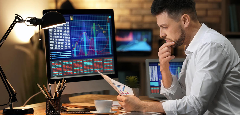 Замедлился рост числа частных инвесторов на фондовом рынке