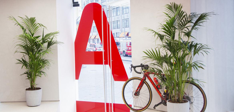 Альфа-Банк открыл офисы для клиентов с питомцами